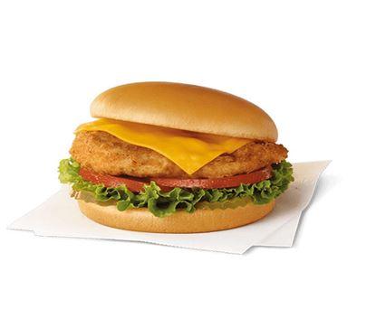 Picture of Chick-fil-A® Deluxe Chicken Sandwich: Original